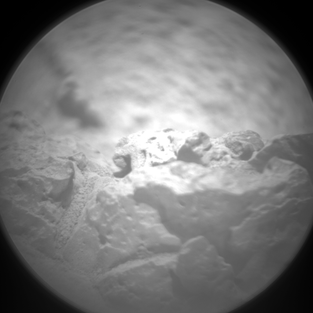 Nasa's Mars rover Curiosity acquired this image using its Chemistry & Camera (ChemCam) on Sol 72, at drive 104, site number 5