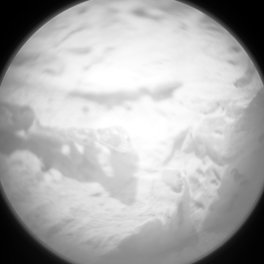 Nasa's Mars rover Curiosity acquired this image using its Chemistry & Camera (ChemCam) on Sol 76, at drive 104, site number 5