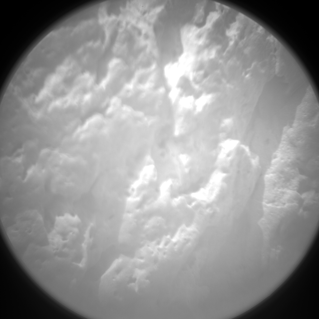 Nasa's Mars rover Curiosity acquired this image using its Chemistry & Camera (ChemCam) on Sol 79, at drive 104, site number 5
