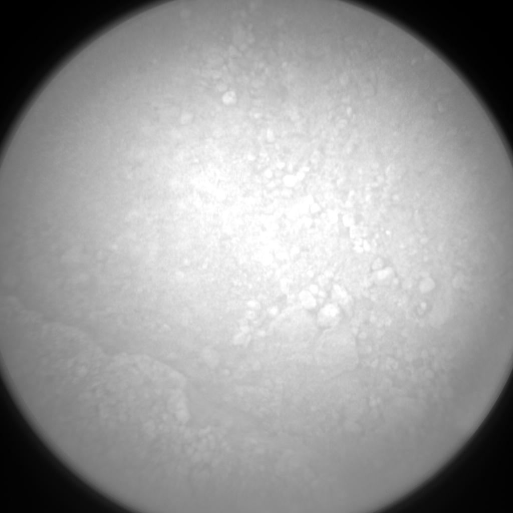 Nasa's Mars rover Curiosity acquired this image using its Chemistry & Camera (ChemCam) on Sol 82, at drive 104, site number 5
