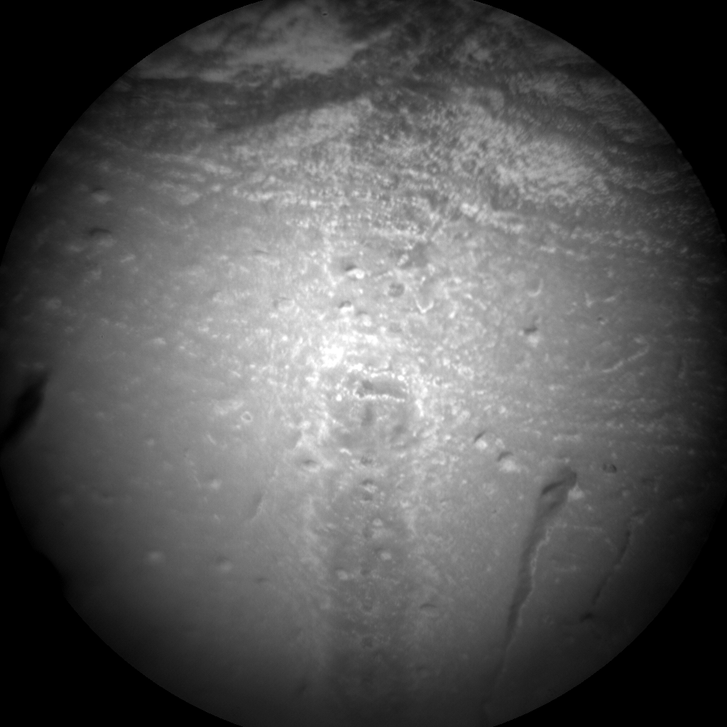 Nasa's Mars rover Curiosity acquired this image using its Chemistry & Camera (ChemCam) on Sol 84, at drive 104, site number 5