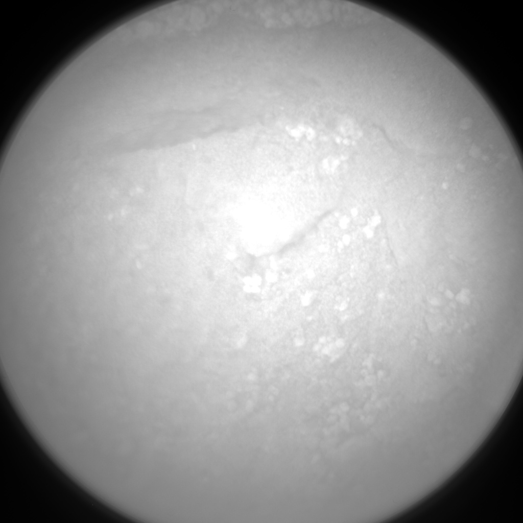 NASA's Mars rover Curiosity acquired this image using its Chemistry & Camera (ChemCam) on Sol 85