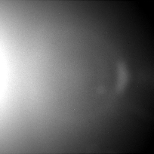 NASA's Mars rover Curiosity acquired this image using its Left Navigation Camera (Navcams) on Sol 89