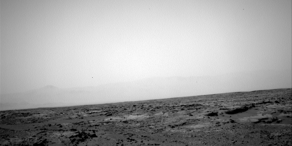 NASA's Mars rover Curiosity acquired this image using its Left Navigation Camera (Navcams) on Sol 101
