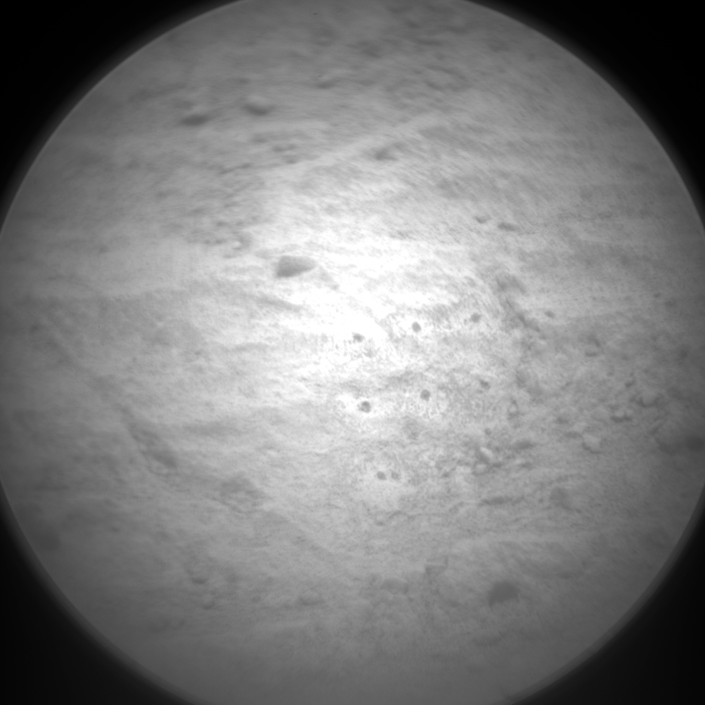 Nasa's Mars rover Curiosity acquired this image using its Chemistry & Camera (ChemCam) on Sol 104, at drive 388, site number 5