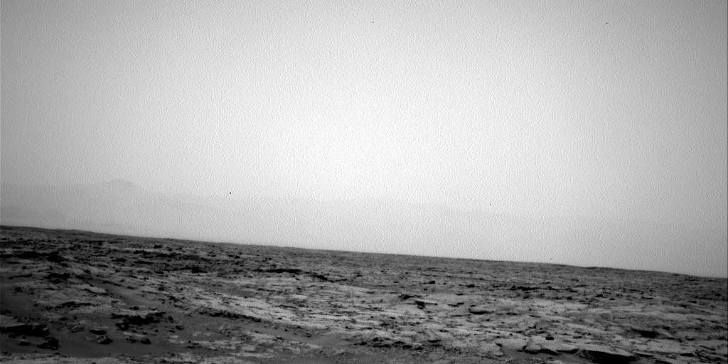 NASA's Mars rover Curiosity acquired this image using its Left Navigation Camera (Navcams) on Sol 105