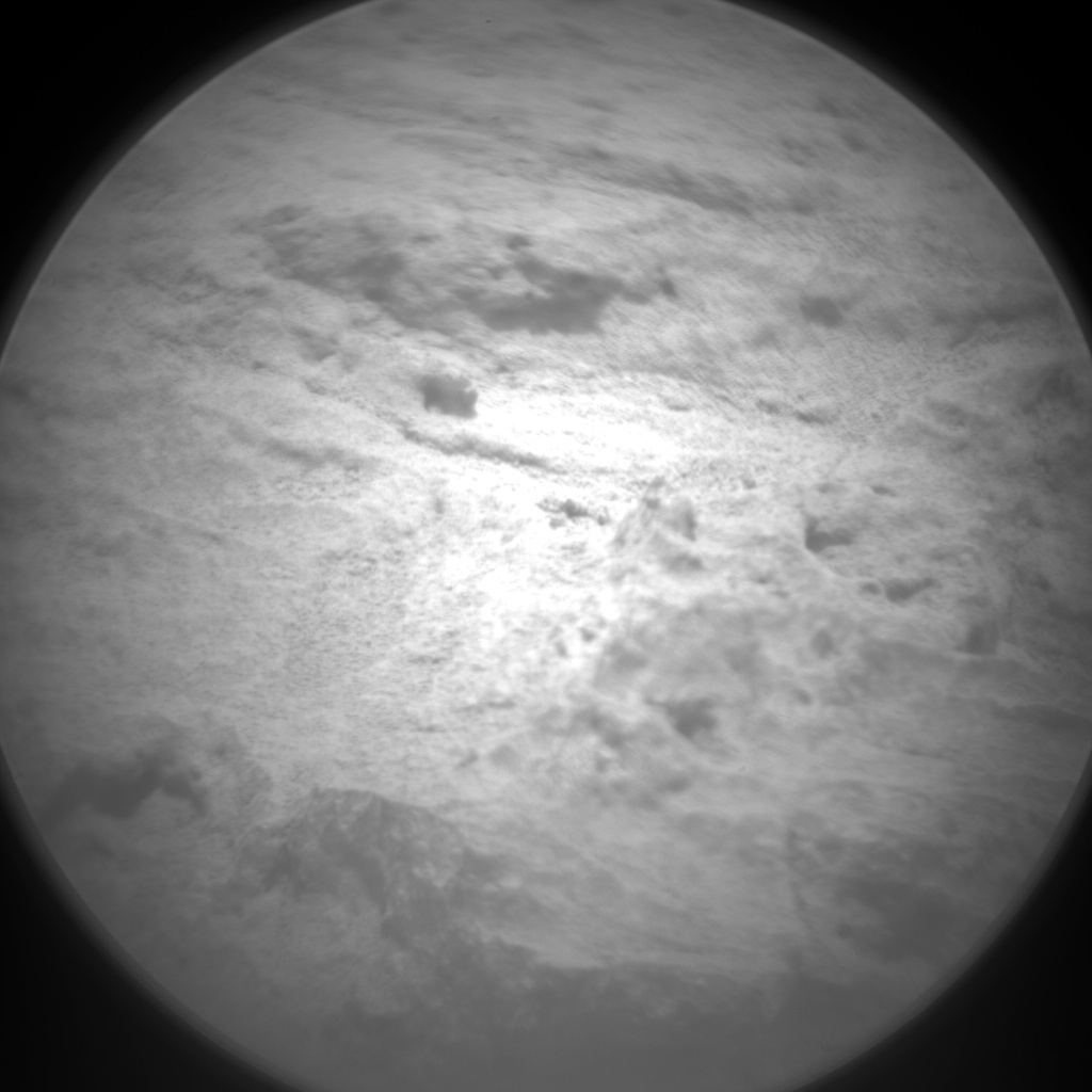 NASA's Mars rover Curiosity acquired this image using its Chemistry & Camera (ChemCam) on Sol 111
