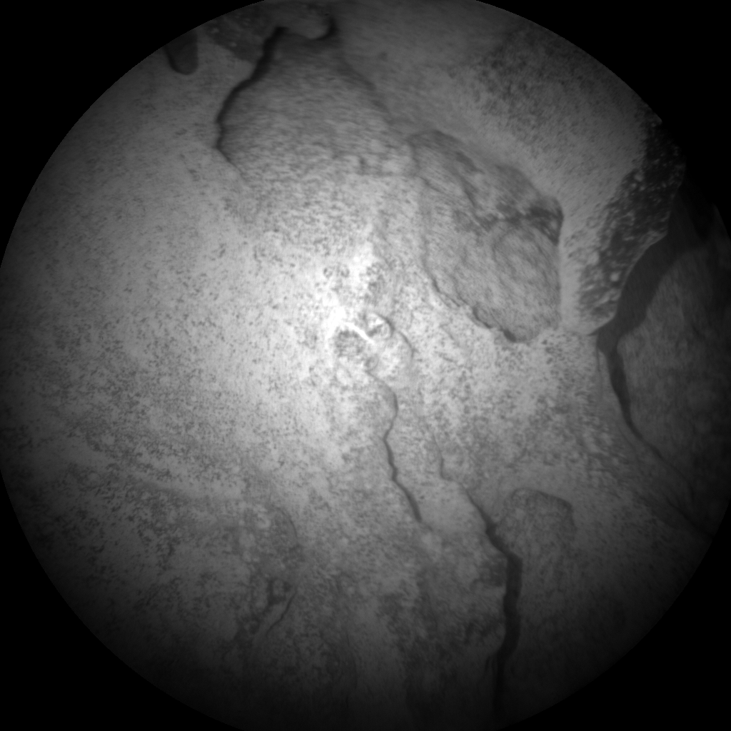 Nasa's Mars rover Curiosity acquired this image using its Chemistry & Camera (ChemCam) on Sol 113, at drive 432, site number 5