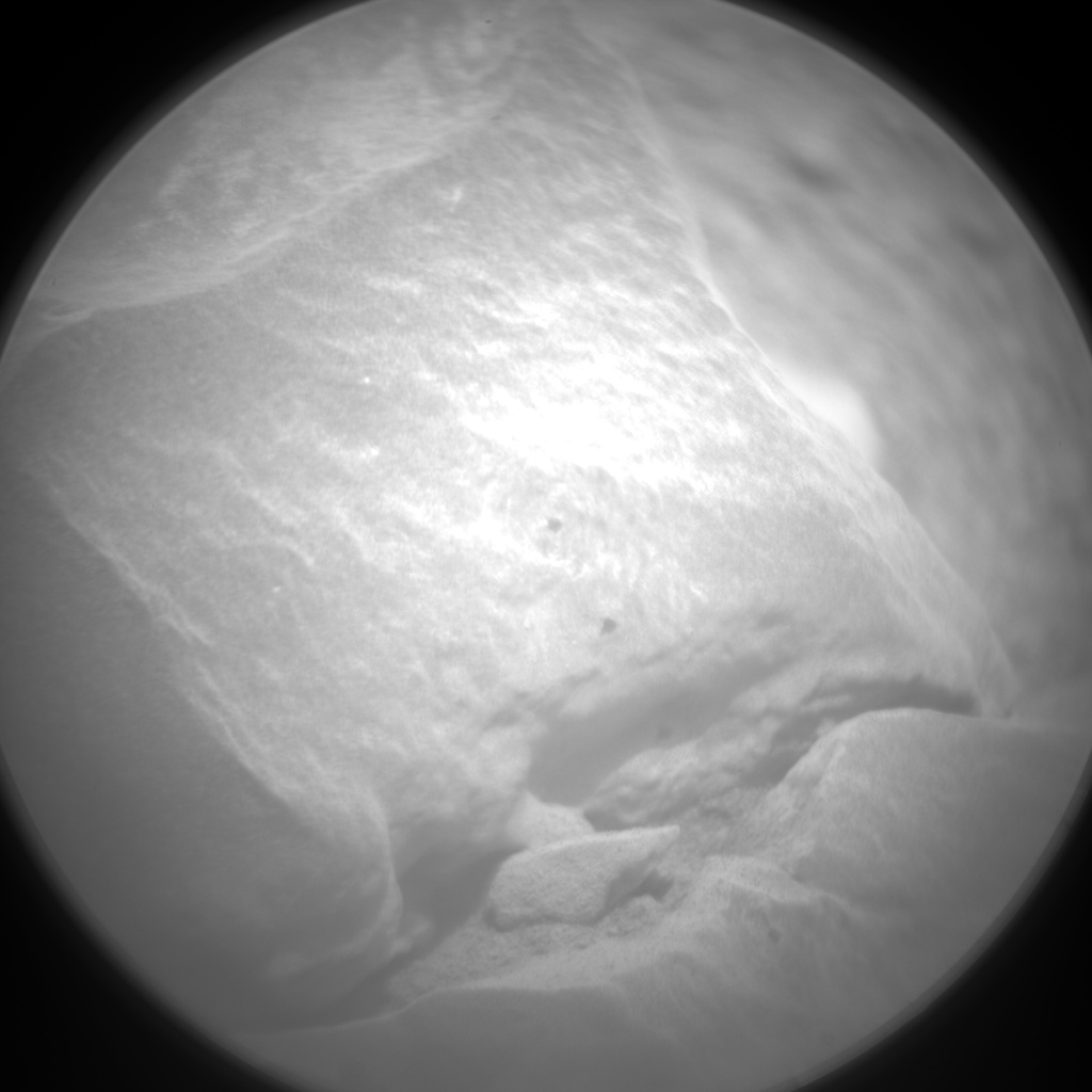 Nasa's Mars rover Curiosity acquired this image using its Chemistry & Camera (ChemCam) on Sol 114, at drive 432, site number 5