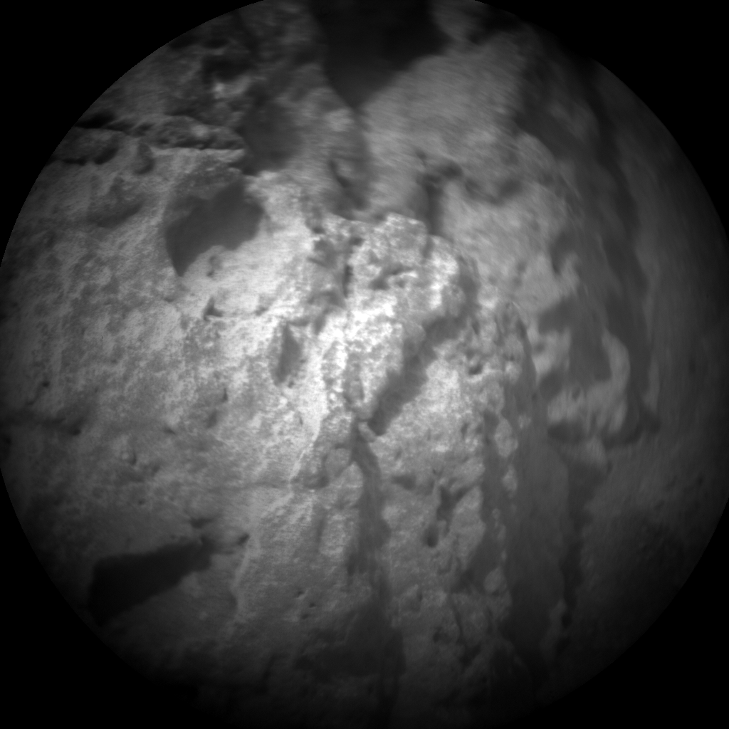 Nasa's Mars rover Curiosity acquired this image using its Chemistry & Camera (ChemCam) on Sol 116, at drive 432, site number 5
