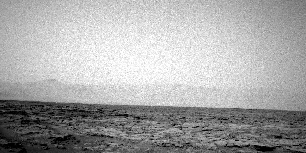 NASA's Mars rover Curiosity acquired this image using its Left Navigation Camera (Navcams) on Sol 117