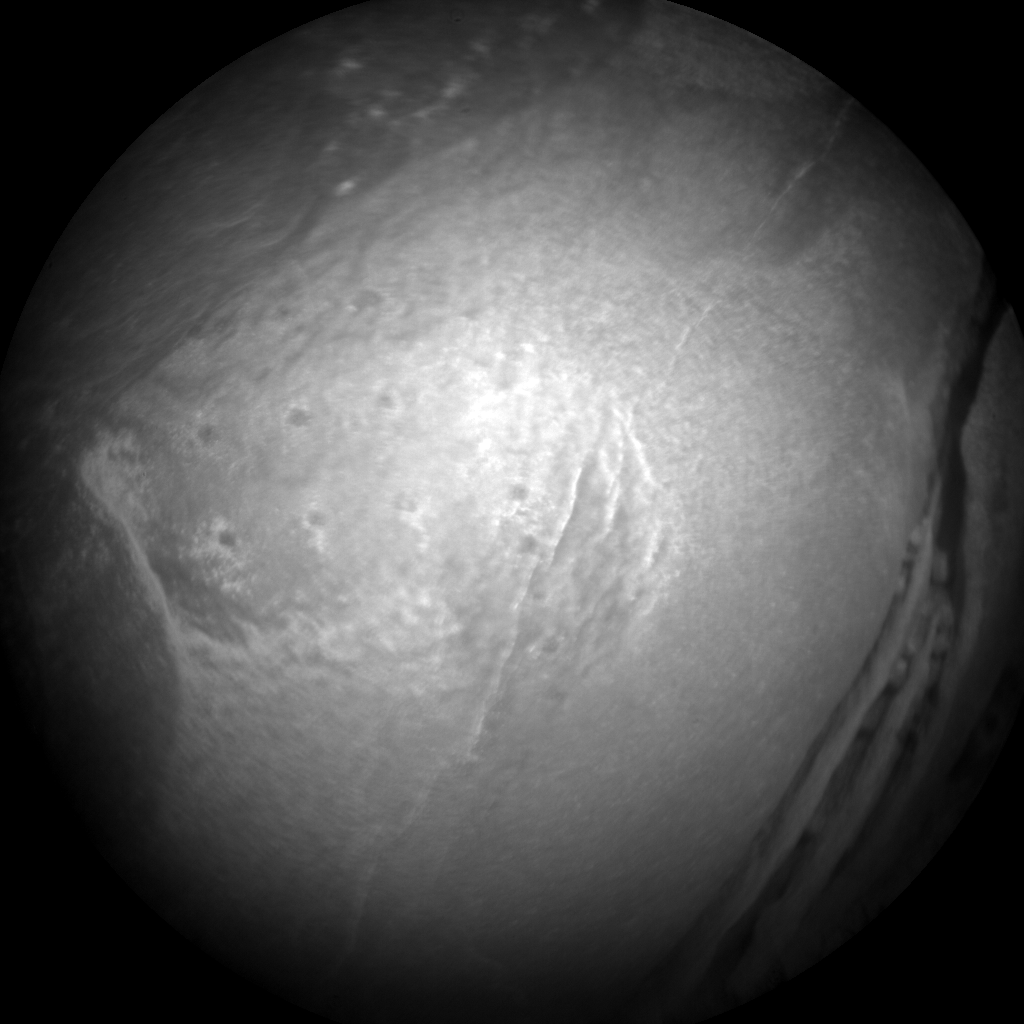 Nasa's Mars rover Curiosity acquired this image using its Chemistry & Camera (ChemCam) on Sol 117, at drive 432, site number 5