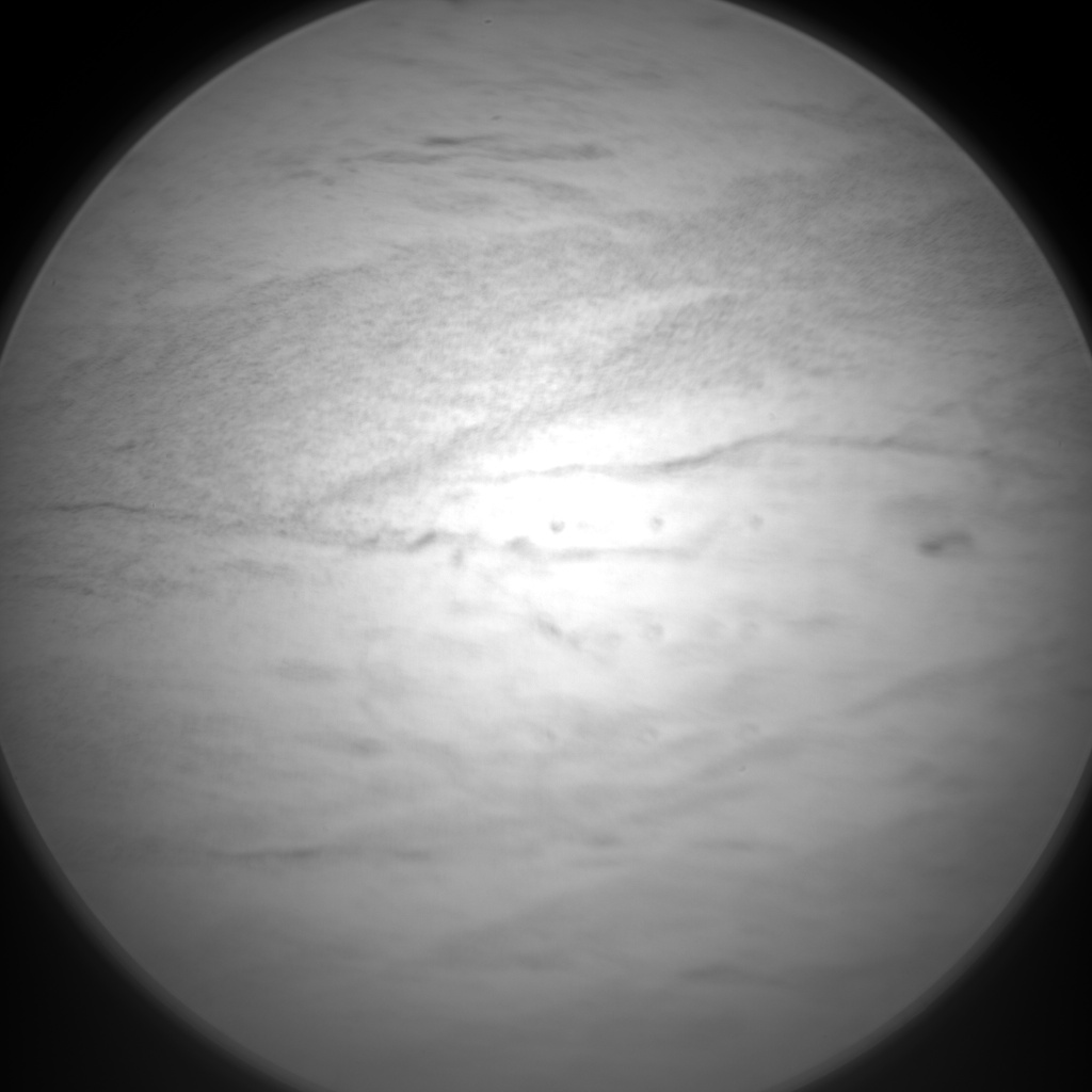 Nasa's Mars rover Curiosity acquired this image using its Chemistry & Camera (ChemCam) on Sol 119, at drive 432, site number 5