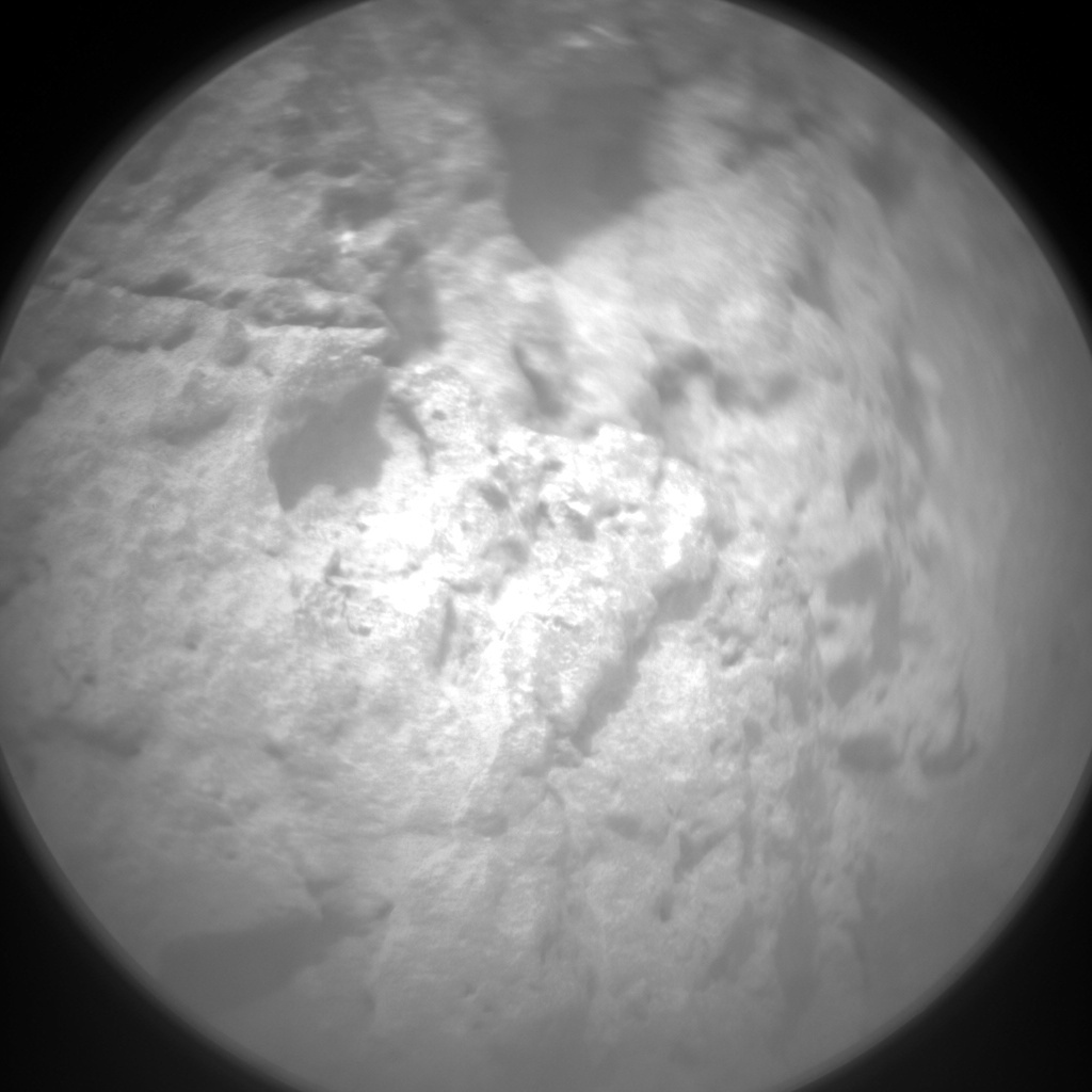 NASA's Mars rover Curiosity acquired this image using its Chemistry & Camera (ChemCam) on Sol 119