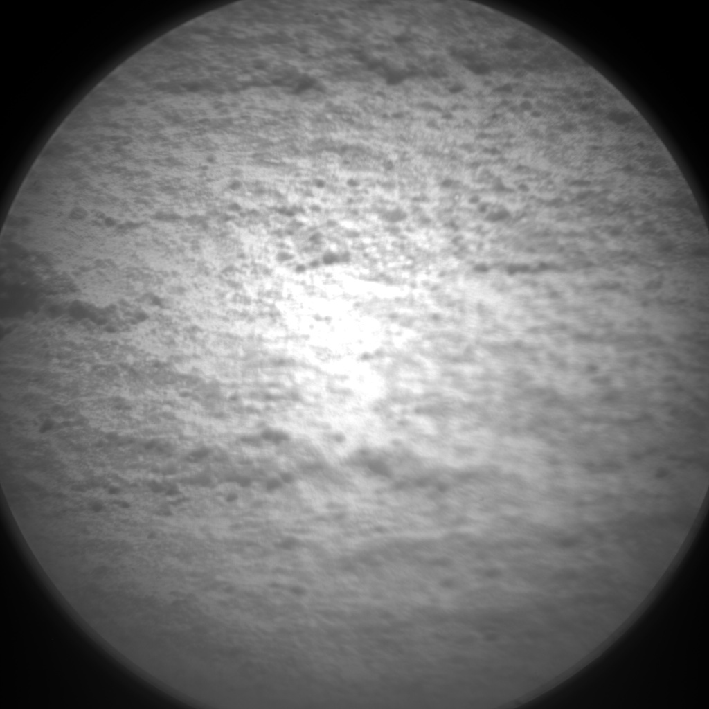 NASA's Mars rover Curiosity acquired this image using its Chemistry & Camera (ChemCam) on Sol 121