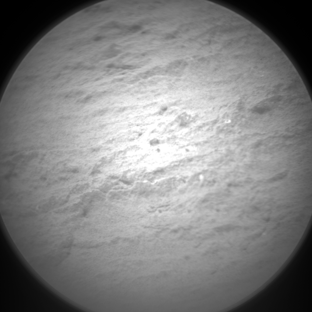 Nasa's Mars rover Curiosity acquired this image using its Chemistry & Camera (ChemCam) on Sol 123, at drive 938, site number 5