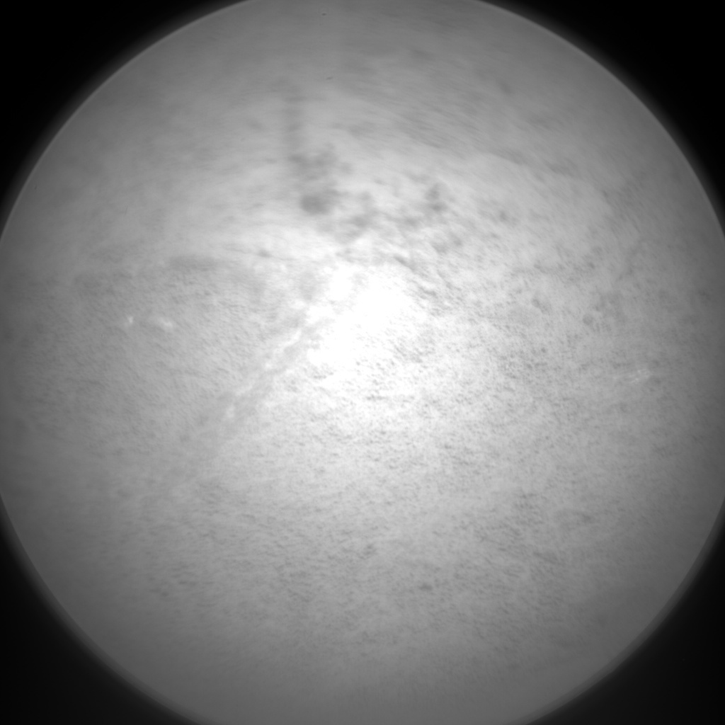 NASA's Mars rover Curiosity acquired this image using its Chemistry & Camera (ChemCam) on Sol 124