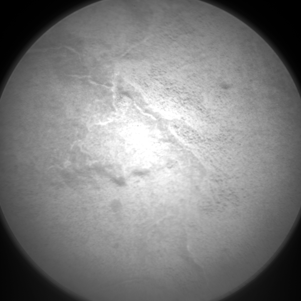 Nasa's Mars rover Curiosity acquired this image using its Chemistry & Camera (ChemCam) on Sol 125, at drive 1216, site number 5