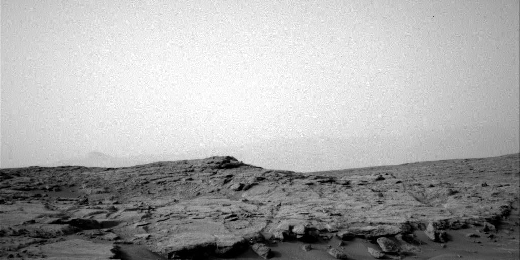NASA's Mars rover Curiosity acquired this image using its Left Navigation Camera (Navcams) on Sol 129