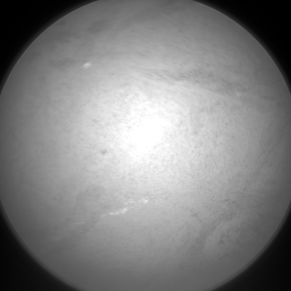NASA's Mars rover Curiosity acquired this image using its Chemistry & Camera (ChemCam) on Sol 130