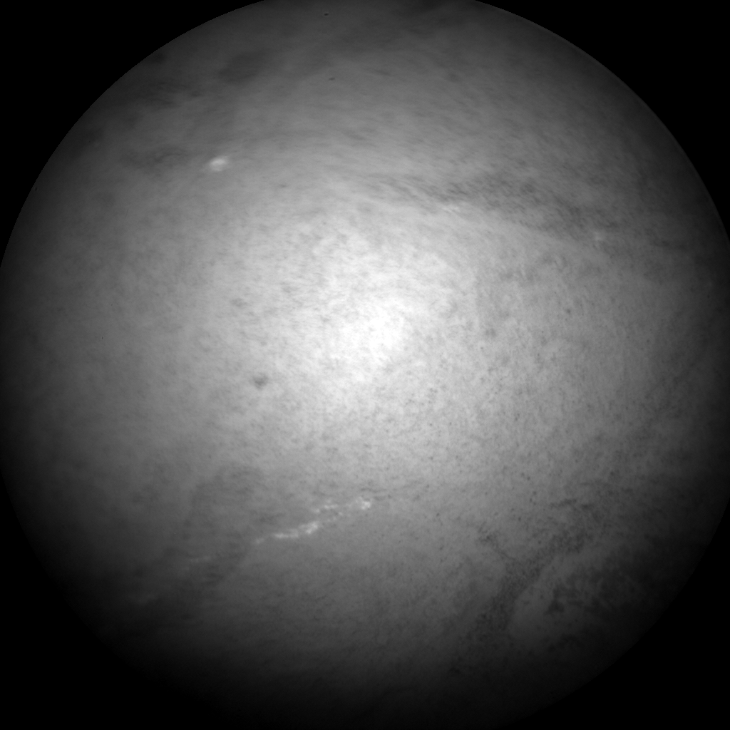 Nasa's Mars rover Curiosity acquired this image using its Chemistry & Camera (ChemCam) on Sol 130, at drive 1576, site number 5