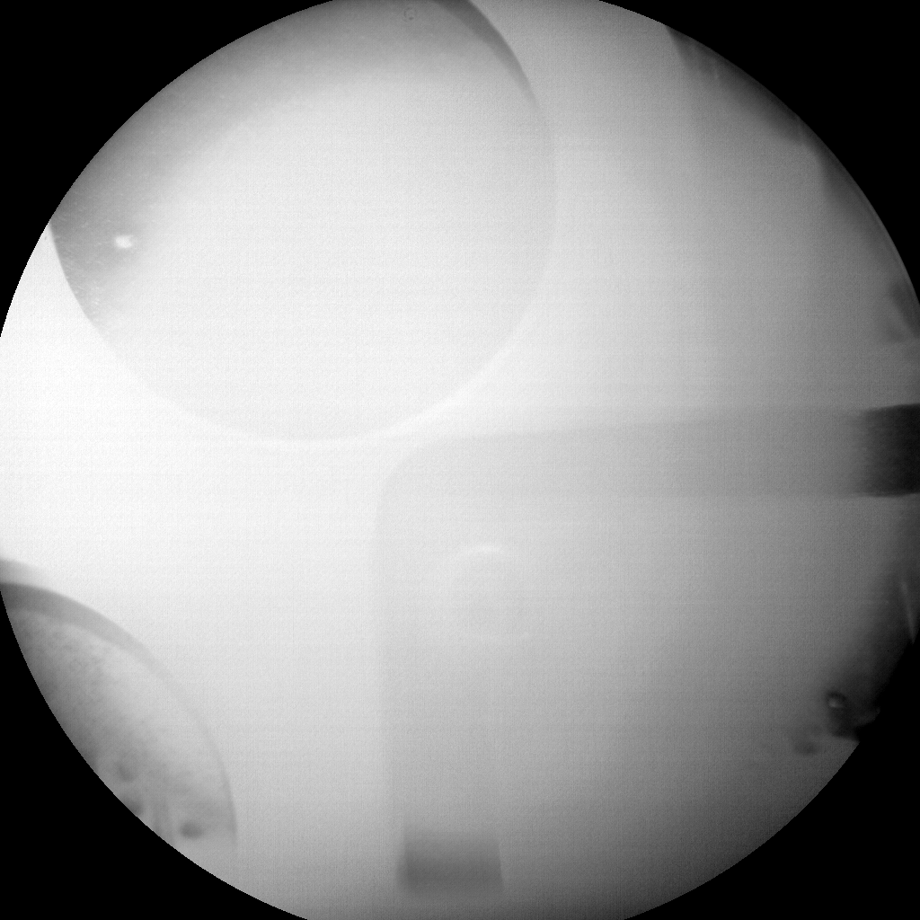 Nasa's Mars rover Curiosity acquired this image using its Chemistry & Camera (ChemCam) on Sol 131, at drive 1662, site number 5