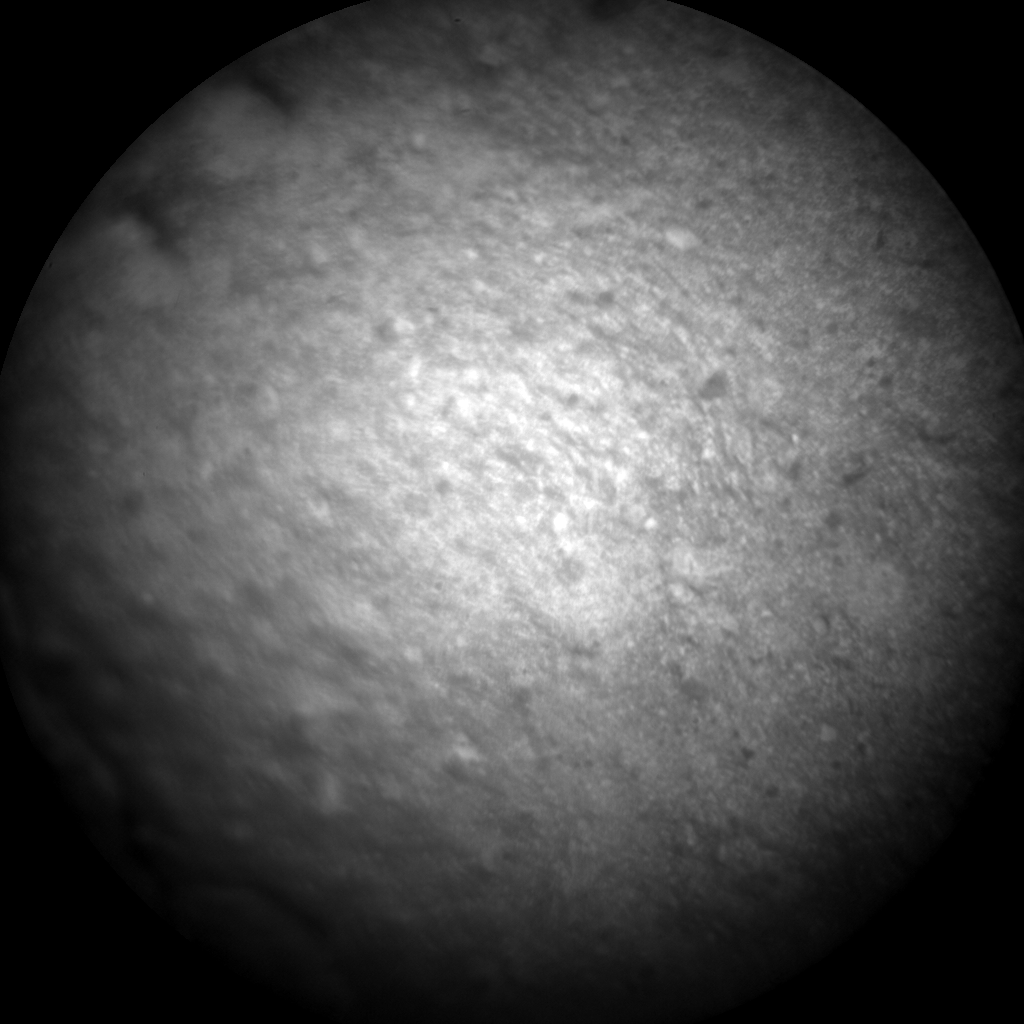 Nasa's Mars rover Curiosity acquired this image using its Chemistry & Camera (ChemCam) on Sol 133, at drive 1662, site number 5