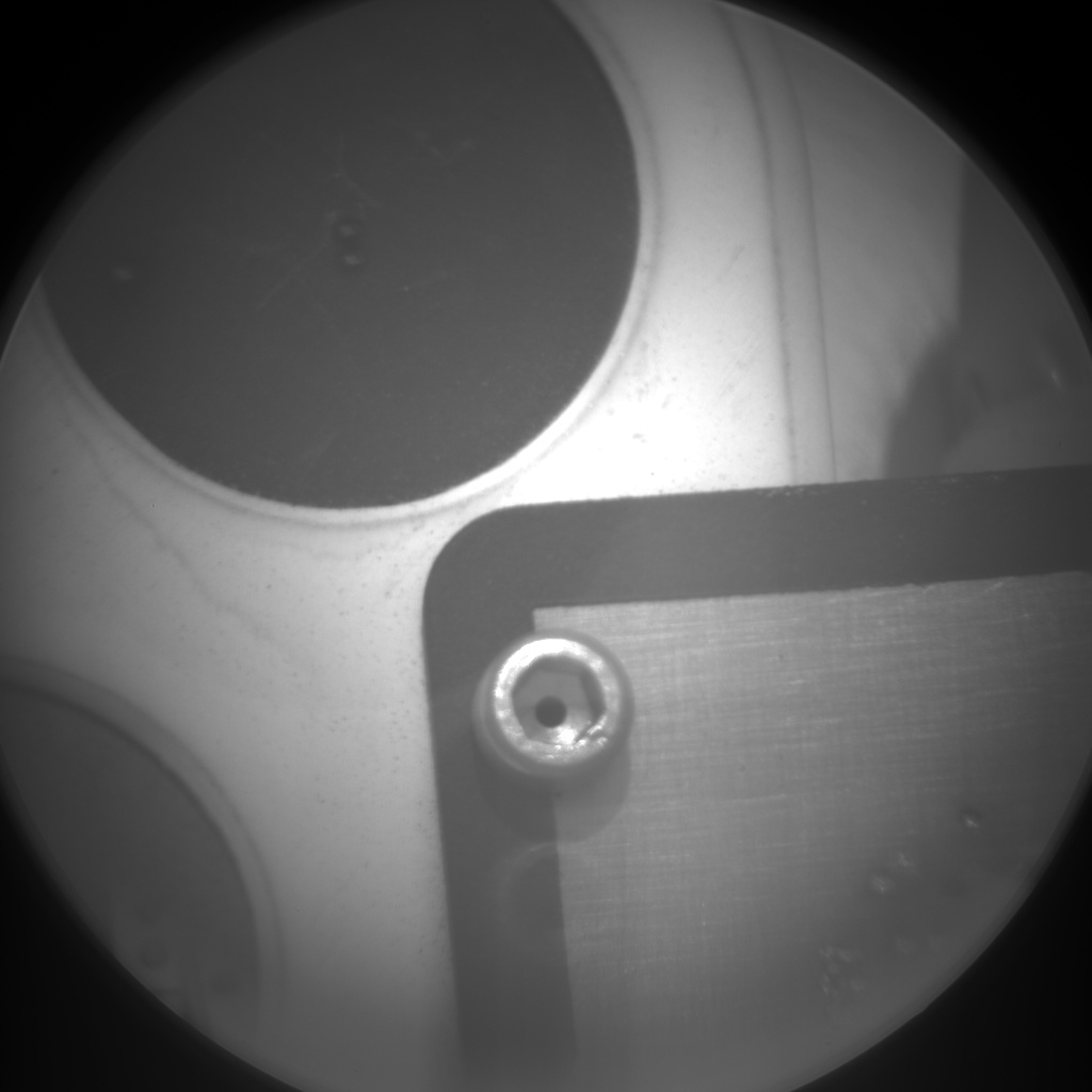Nasa's Mars rover Curiosity acquired this image using its Chemistry & Camera (ChemCam) on Sol 134, at drive 1858, site number 5