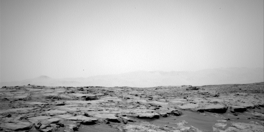 NASA's Mars rover Curiosity acquired this image using its Left Navigation Camera (Navcams) on Sol 148