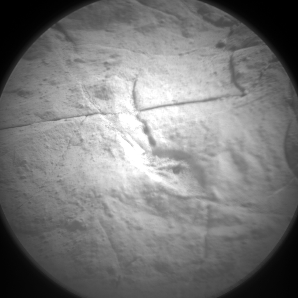 Nasa's Mars rover Curiosity acquired this image using its Chemistry & Camera (ChemCam) on Sol 149, at drive 1902, site number 5
