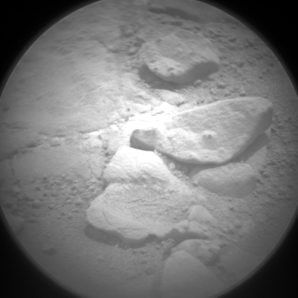 NASA's Mars rover Curiosity acquired this image using its Chemistry & Camera (ChemCam) on Sol 152