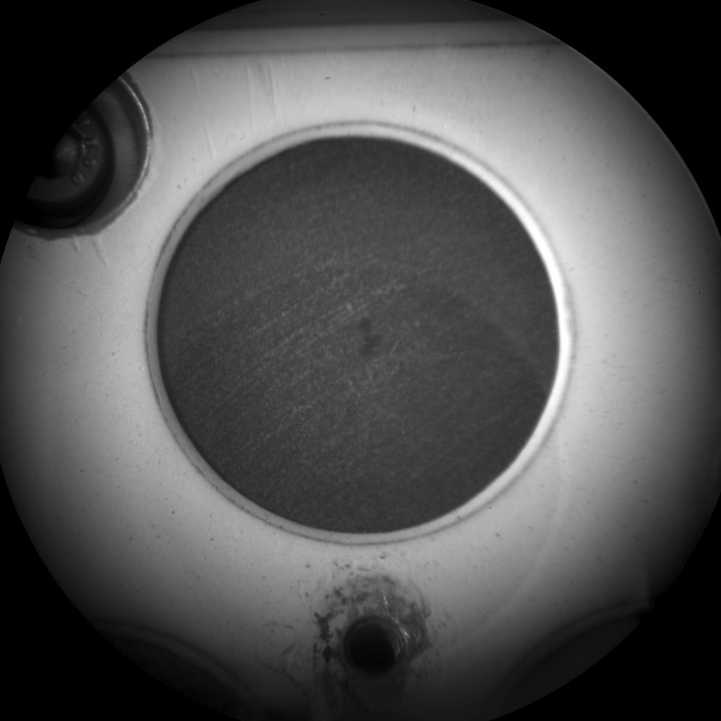 Nasa's Mars rover Curiosity acquired this image using its Chemistry & Camera (ChemCam) on Sol 153, at drive 1954, site number 5