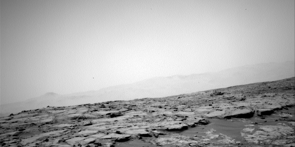 NASA's Mars rover Curiosity acquired this image using its Left Navigation Camera (Navcams) on Sol 154