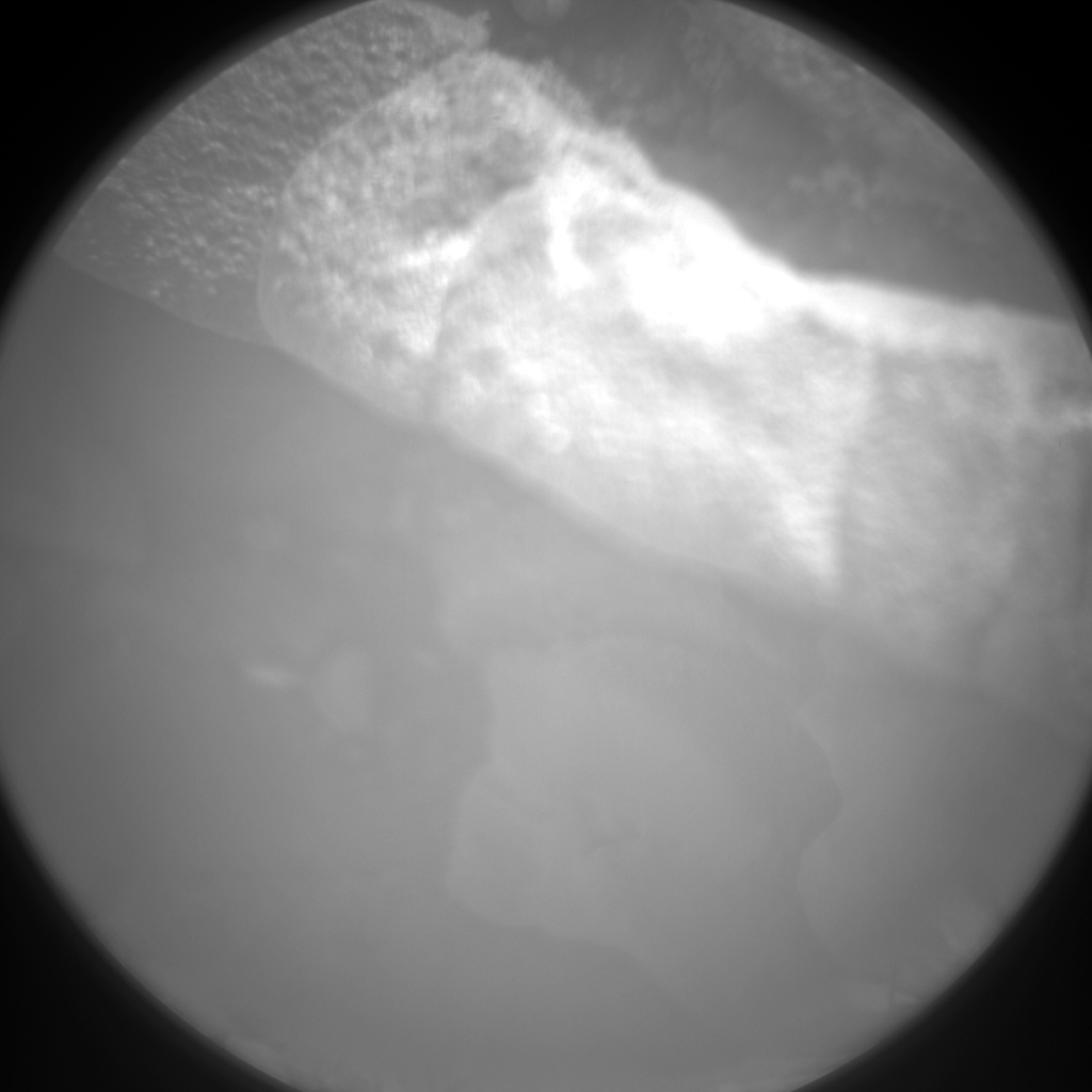NASA's Mars rover Curiosity acquired this image using its Chemistry & Camera (ChemCam) on Sol 159