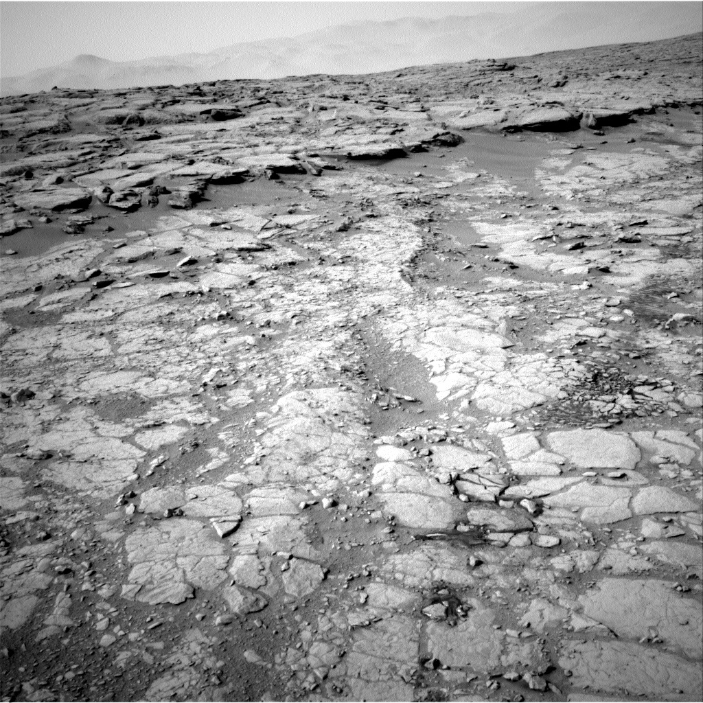 NASA's Mars rover Curiosity acquired this image using its Left Navigation Camera (Navcams) on Sol 159