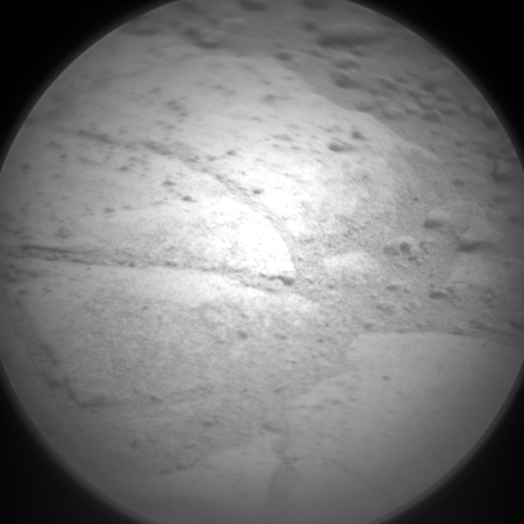NASA's Mars rover Curiosity acquired this image using its Chemistry & Camera (ChemCam) on Sol 164