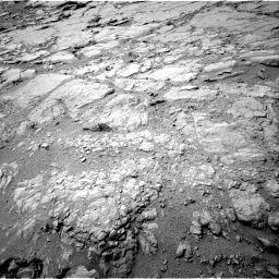 NASA's Mars rover Curiosity acquired this image using its Right Navigation Cameras (Navcams) on Sol 164