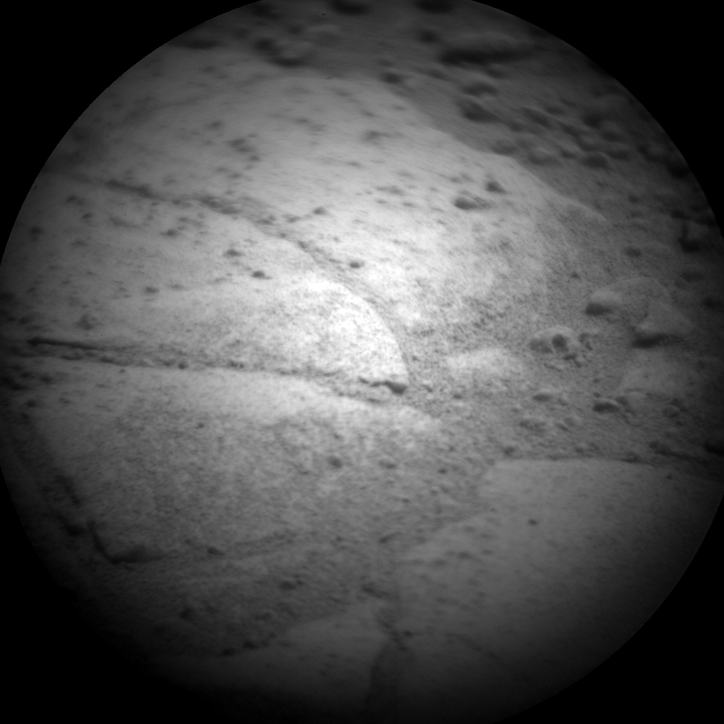 Nasa's Mars rover Curiosity acquired this image using its Chemistry & Camera (ChemCam) on Sol 164, at drive 2200, site number 5