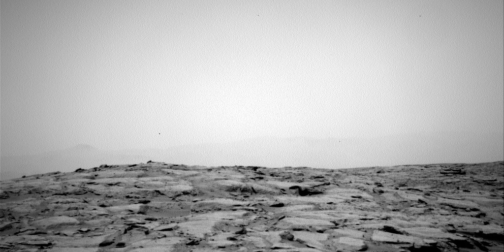 NASA's Mars rover Curiosity acquired this image using its Left Navigation Camera (Navcams) on Sol 165