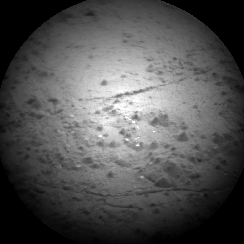 Nasa's Mars rover Curiosity acquired this image using its Chemistry & Camera (ChemCam) on Sol 166, at drive 2270, site number 5