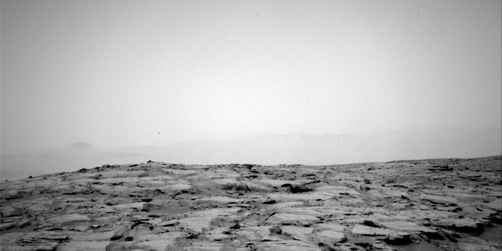 NASA's Mars rover Curiosity acquired this image using its Left Navigation Camera (Navcams) on Sol 167