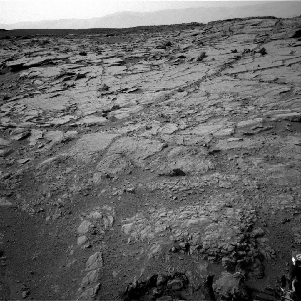 NASA's Mars rover Curiosity acquired this image using its Right Navigation Cameras (Navcams) on Sol 168