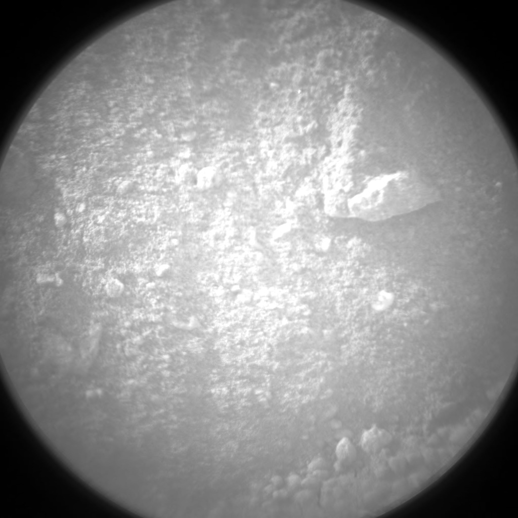 NASA's Mars rover Curiosity acquired this image using its Chemistry & Camera (ChemCam) on Sol 169