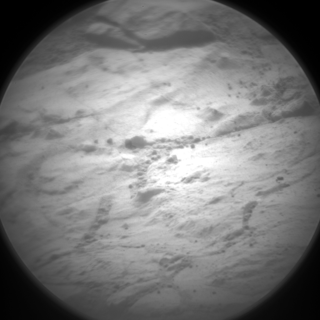 NASA's Mars rover Curiosity acquired this image using its Chemistry & Camera (ChemCam) on Sol 172