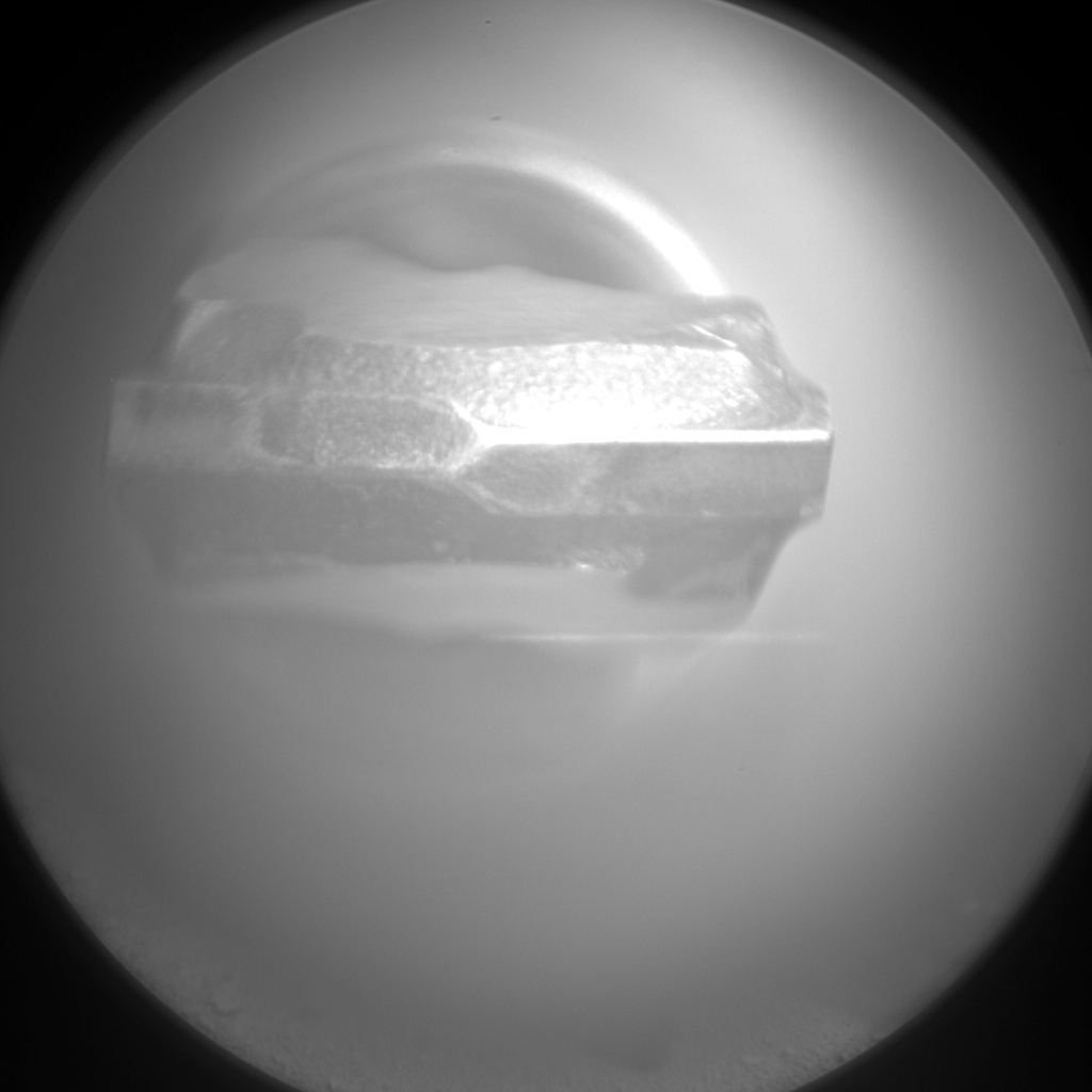 Nasa's Mars rover Curiosity acquired this image using its Chemistry & Camera (ChemCam) on Sol 172, at drive 0, site number 6