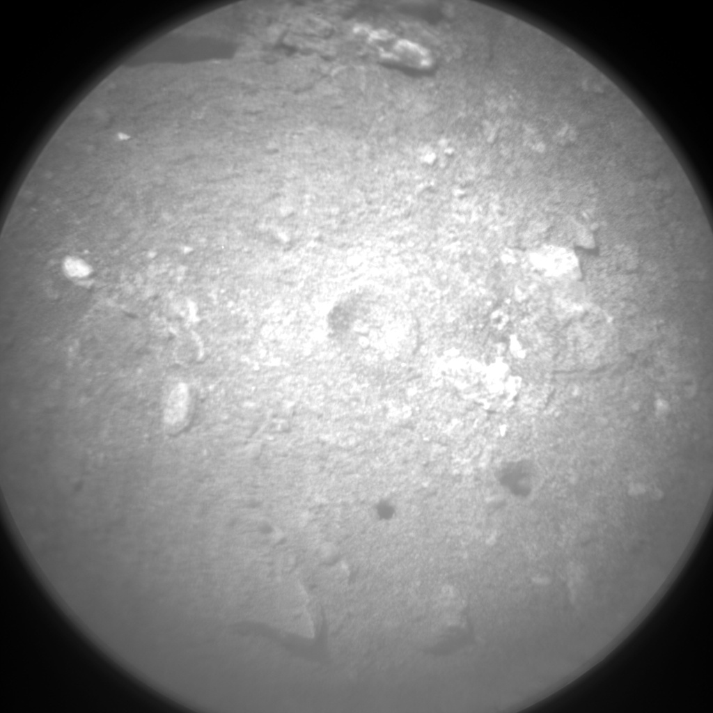 Nasa's Mars rover Curiosity acquired this image using its Chemistry & Camera (ChemCam) on Sol 174, at drive 0, site number 6