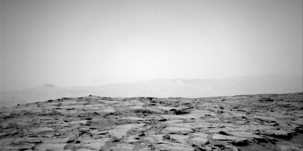 NASA's Mars rover Curiosity acquired this image using its Left Navigation Camera (Navcams) on Sol 175