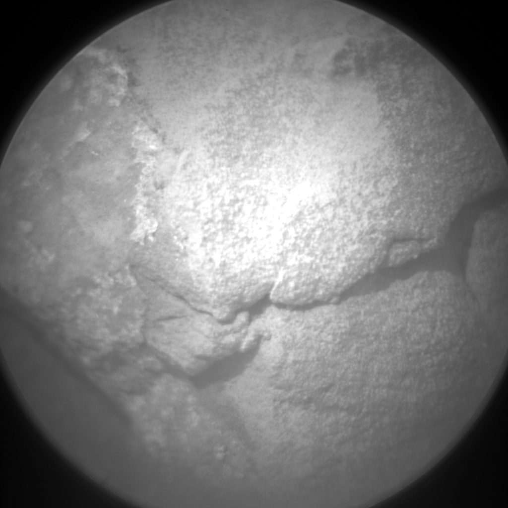 Nasa's Mars rover Curiosity acquired this image using its Chemistry & Camera (ChemCam) on Sol 176, at drive 0, site number 6