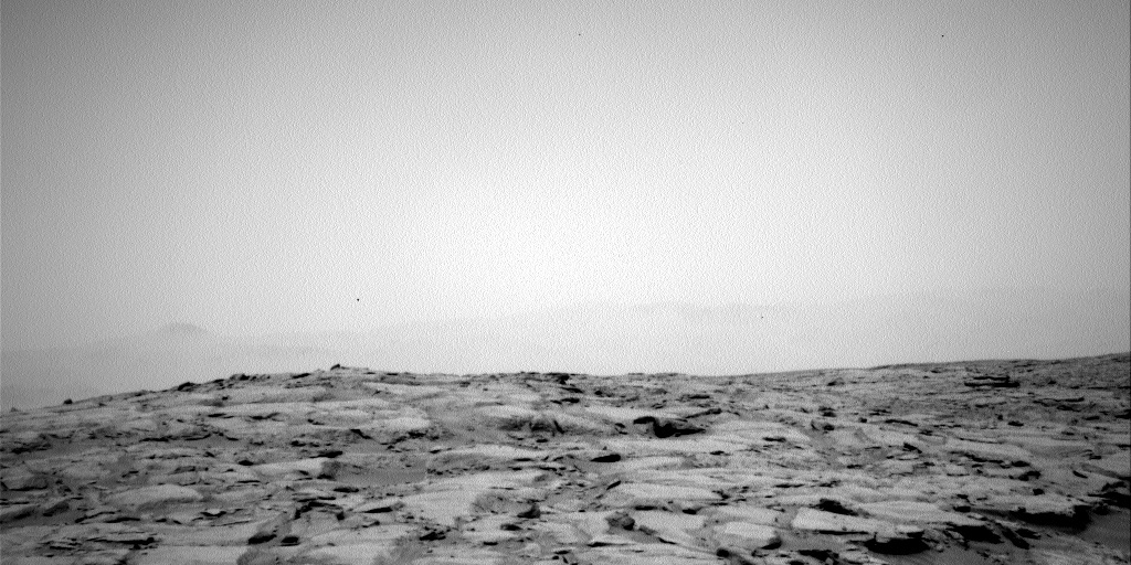 NASA's Mars rover Curiosity acquired this image using its Left Navigation Camera (Navcams) on Sol 177