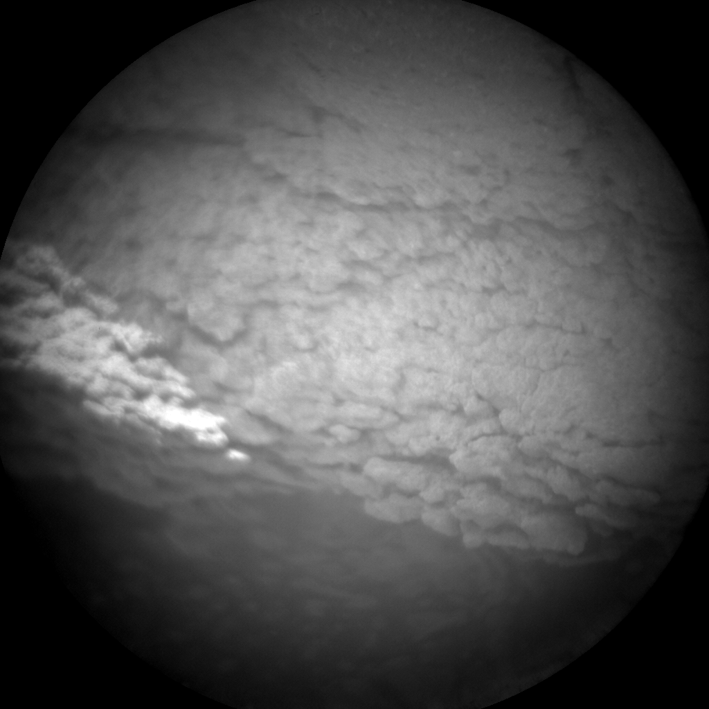 Nasa's Mars rover Curiosity acquired this image using its Chemistry & Camera (ChemCam) on Sol 181, at drive 0, site number 6